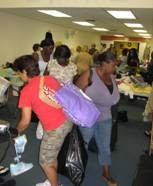 Barnabas Project - Coral Springs outreach 6/4/11
